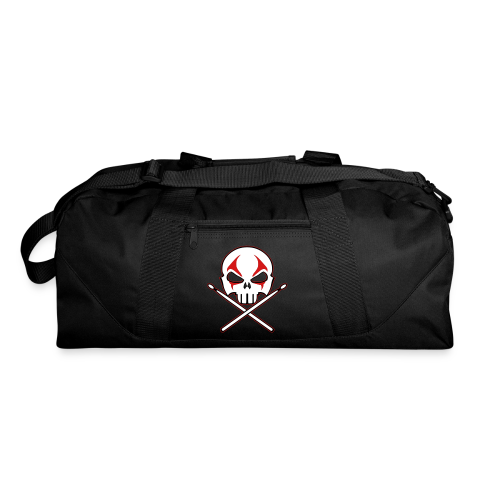 Rock and Roll Drummer Duffel Bags Heavy Metal Drummer Bags - Duffel Bag