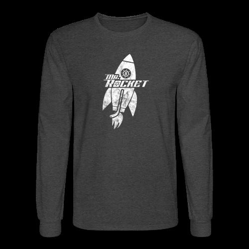 Mr. Rocket Long Sleeve T-Shirt - Men's Long Sleeve T-Shirt