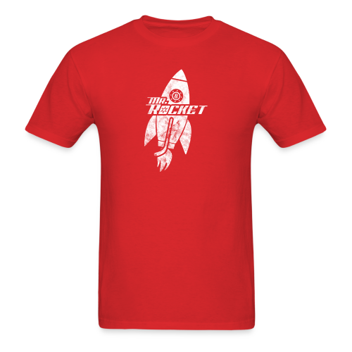 Mr. Rocket Men's T-Shirt - Men's T-Shirt