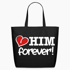 love him forever! Bags