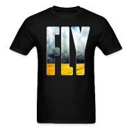 T-Shirts ~ Men's T-Shirt ~ Fly