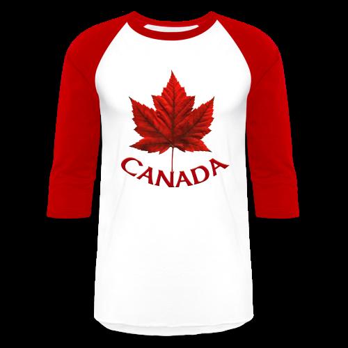 Canada Baseball Jerseys Classic Canada Souvenir - Baseball T-Shirt