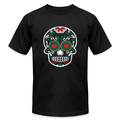 Sugar Skull Cinco de Mayo Mens Jersey T-shirt - Men's  Jersey T-Shirt