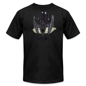 Ender Dragon - Minecraft Inspired T-Shirt - Men's T-Shirt by American Apparel