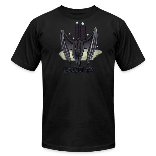 Ender Dragon - Minecraft Inspired T-Shirt - Men's Jersey T-Shirt
