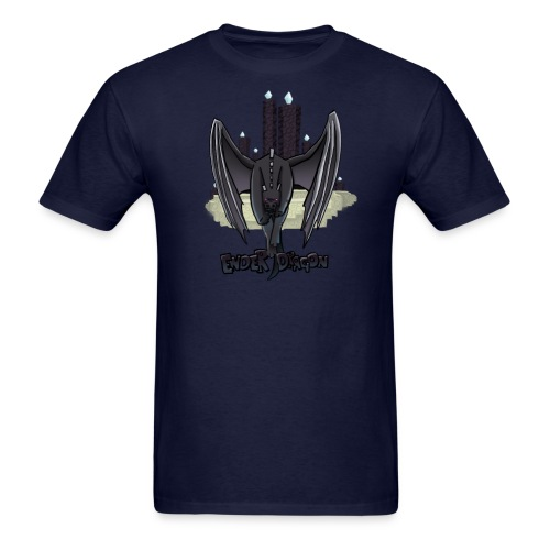 Ender Dragon - Minecraft Inspired T-Shirt - Men's T-Shirt