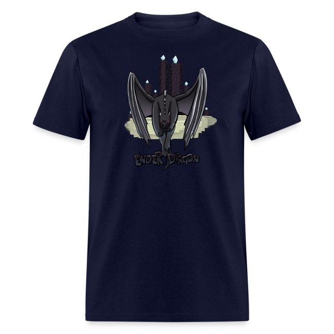 Ender Dragon - Minecraft Inspired T-Shirt