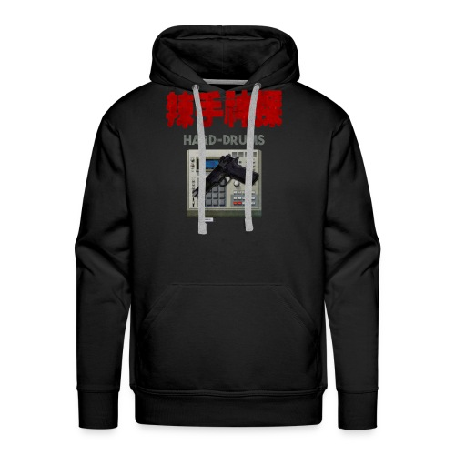 Hard Boiled Drums - Men's Premium Hoodie