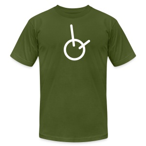 Weebong 420 - Men's T-Shirt by American Apparel