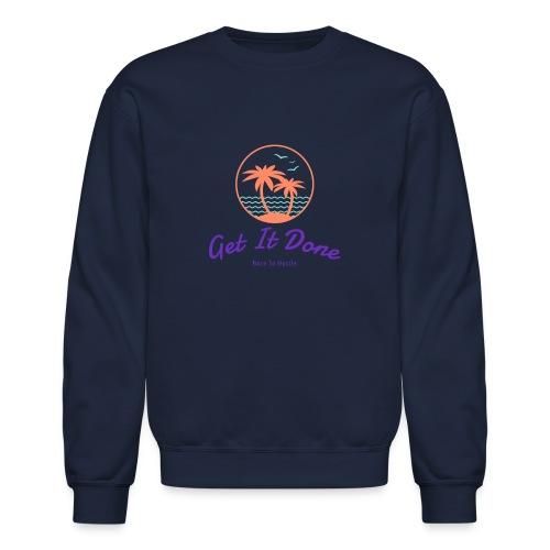 Born To Hustle - Crewneck Sweatshirt