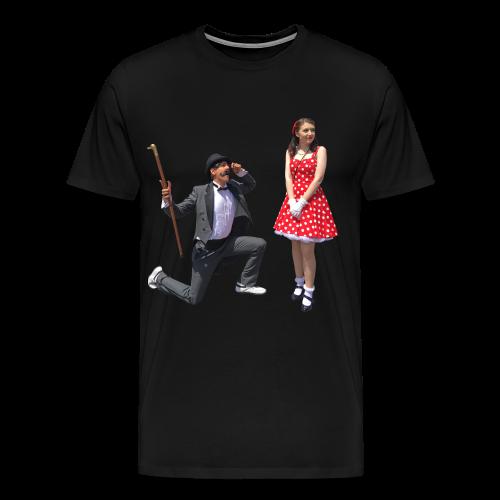 Dapper (Temporary!) - Men's Premium T-Shirt
