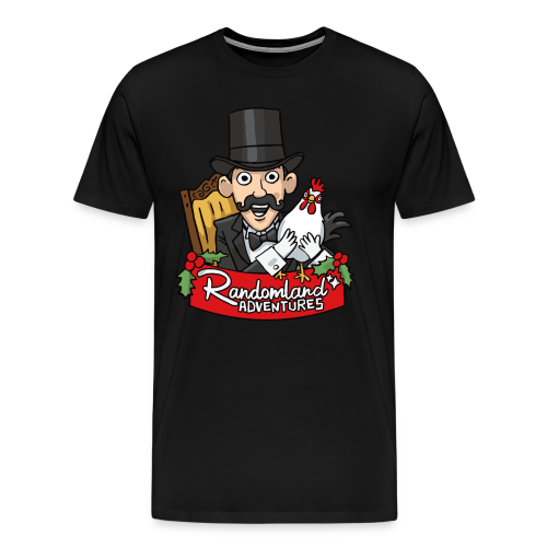 DAPPER ! (Temporary) - Men's Premium T-Shirt