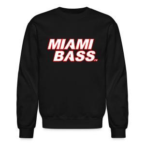 Black HN Sweater - Crewneck Sweatshirt