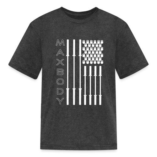 Kids Bars & Bells Tee - Kids' T-Shirt