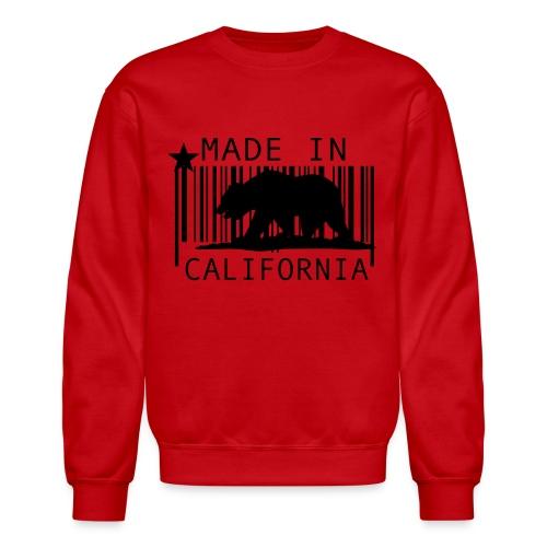 Made in Cali - Crewneck Sweatshirt