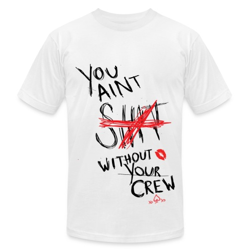 2NE1- Your Crew - Men's Fine Jersey T-Shirt