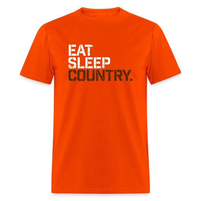 Eat Sleep Country