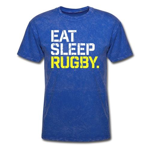Eat Sleep Rugby - Men's T-Shirt
