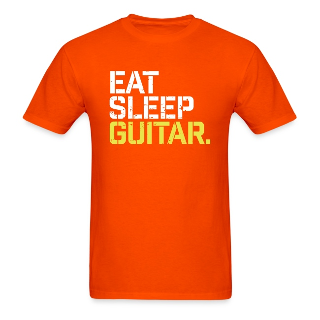 Eat Sleep Guitar
