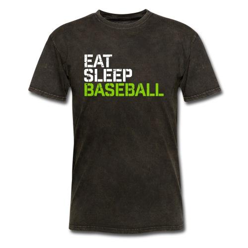 Eat Sleep Baseball - Men's T-Shirt