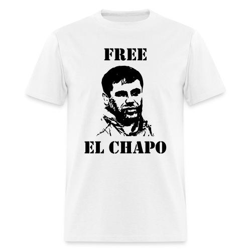 Free El Chapo - Men's T-Shirt