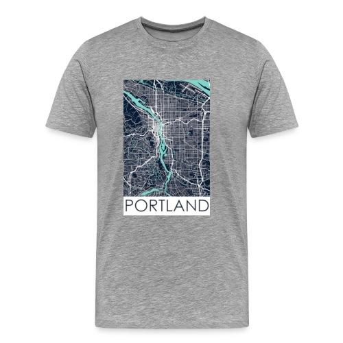 City of Portland - Men's Premium T-Shirt