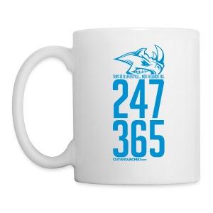 This is a lifestyle | Mug - Coffee/Tea Mug