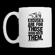 Mugs & Drinkware ~ Coffee/Tea Mug ~ Excuses are for those | Mug