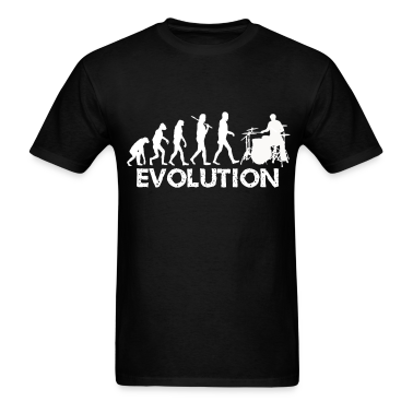 Evolution of a Drummer