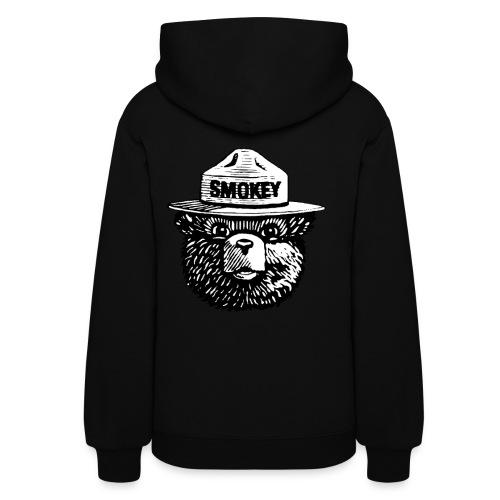Smokey Bear - Women's Hoodie