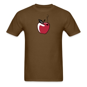 Smokin' Apple - Men's T-Shirt