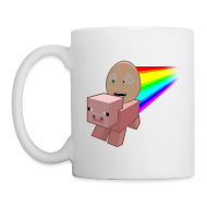 Mugs & Drinkware ~ Coffee/Tea Mug ~ Nyan Pig - Mug