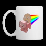 Mugs & Drinkware ~ Coffee/Tea Mug ~ Nyan Pig - Mug