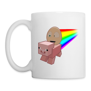 Nyan Pig - Mug - Coffee/Tea Mug