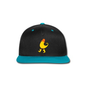 Farm chick hat - Snap-back Baseball Cap
