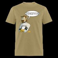 T-Shirts ~ Men's T-Shirt ~ Mahogany Doors (Men)
