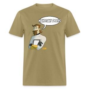 Mahogany Doors (Men) - Men's T-Shirt