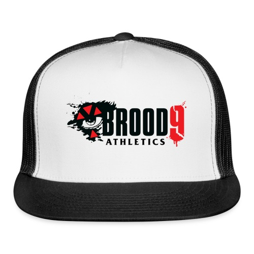 Brood 9 Athletics Cap - Trucker Cap
