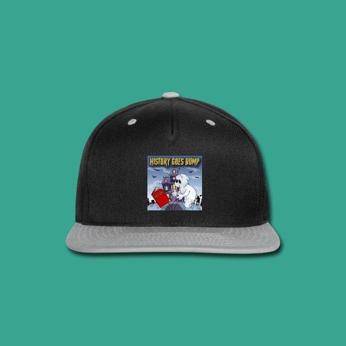 New HGB Logo Snap-back Baseball Hat - Snap-back Baseball Cap