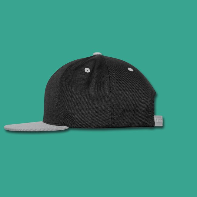New HGB Logo Snap-back Baseball Hat