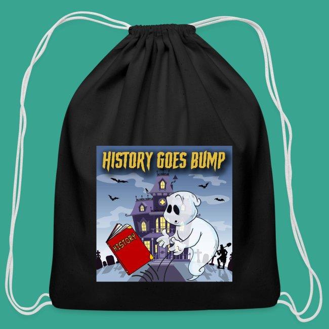Cotton Drawstring Bag with New HGB Logo