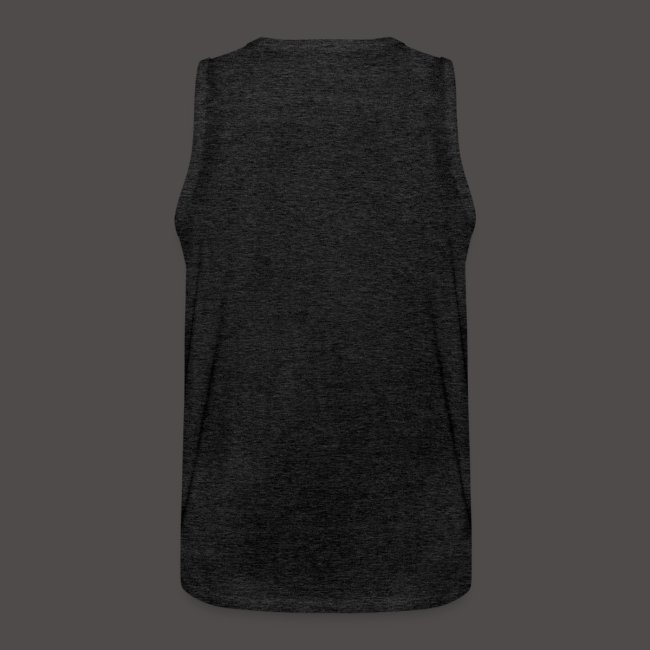 Premium Tank Top with Re:Sound Logo in Grey Text