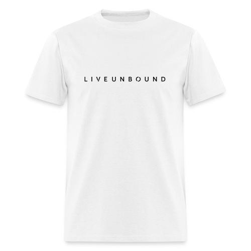 LiveUnbound - Men's T-Shirt