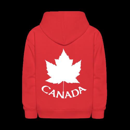 Kid's Canada Souvenir Hoodie - Kids' Hoodie