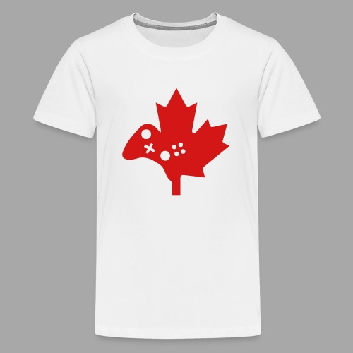 Kid's Premium Tee - Red Logo - Kids' Premium T-Shirt