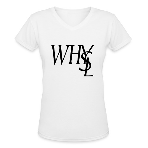WhYSL - Women's V-Neck T-Shirt