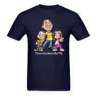 T-Shirts ~ Men's T-Shirt ~ Piccolo Cartoon
