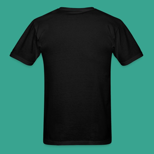 Men's T-shirt with Living Impaired