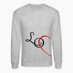 LO - LOVE couple shirt Long Sleeve Shirts