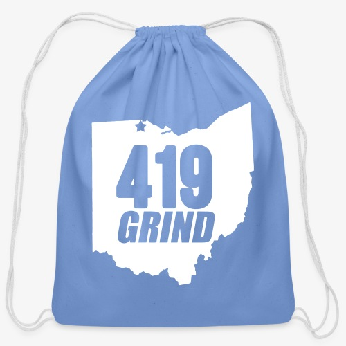 419 GRIND BAG - Cotton Drawstring Bag